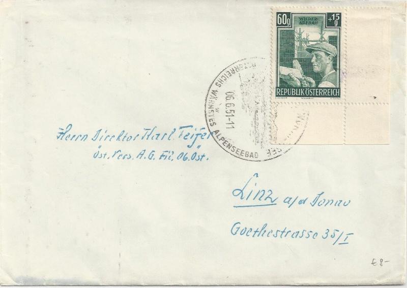 Sammlung Bedarfsbriefe Österreich ab 1945 - Seite 6 Bild_143
