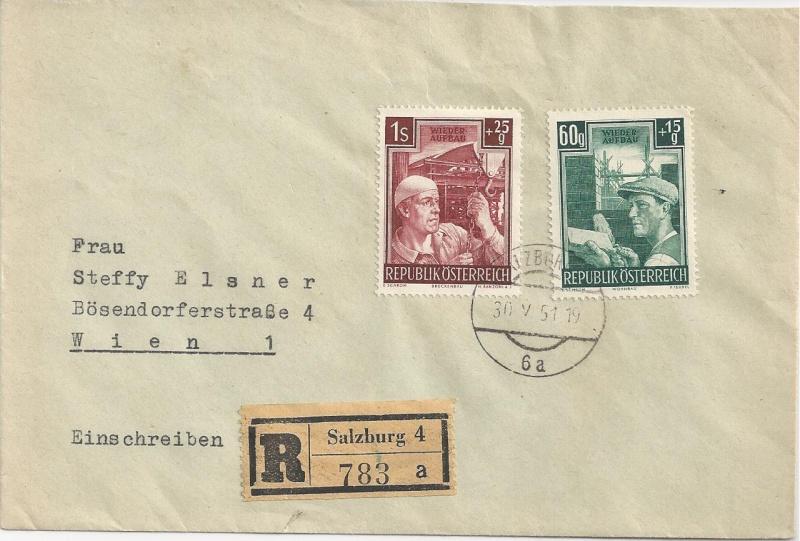 Sammlung Bedarfsbriefe Österreich ab 1945 - Seite 6 Bild_145