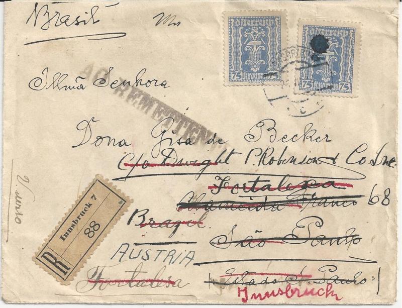 Inflation in Österreich - Belege - 1918 bis 1925 - Seite 4 Bild_210