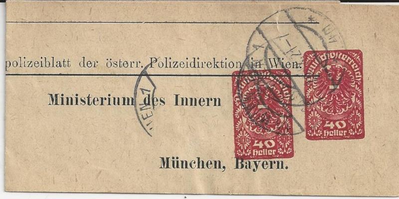 Inflation in Österreich - Belege - 1918 bis 1925 - Seite 4 Bild_221