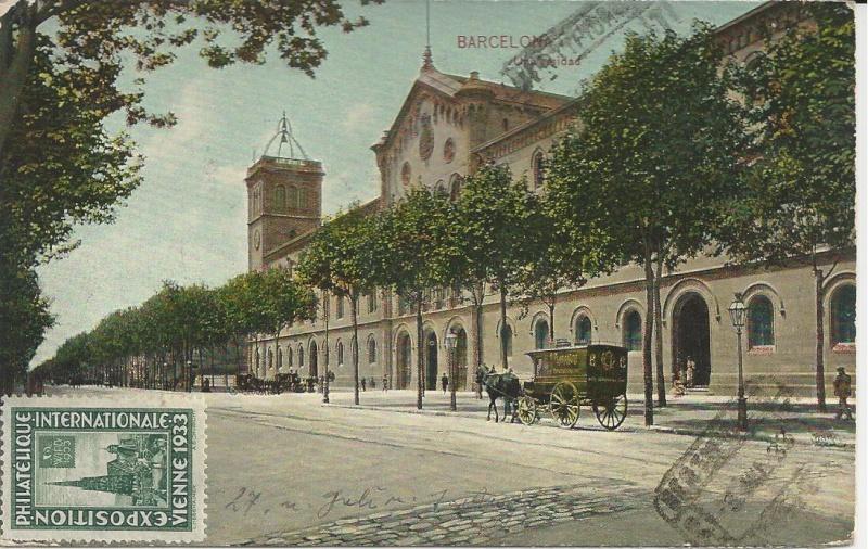 nach - Südamerikafahrt 1930, Post nach Sevilla - Seite 2 Bild_224