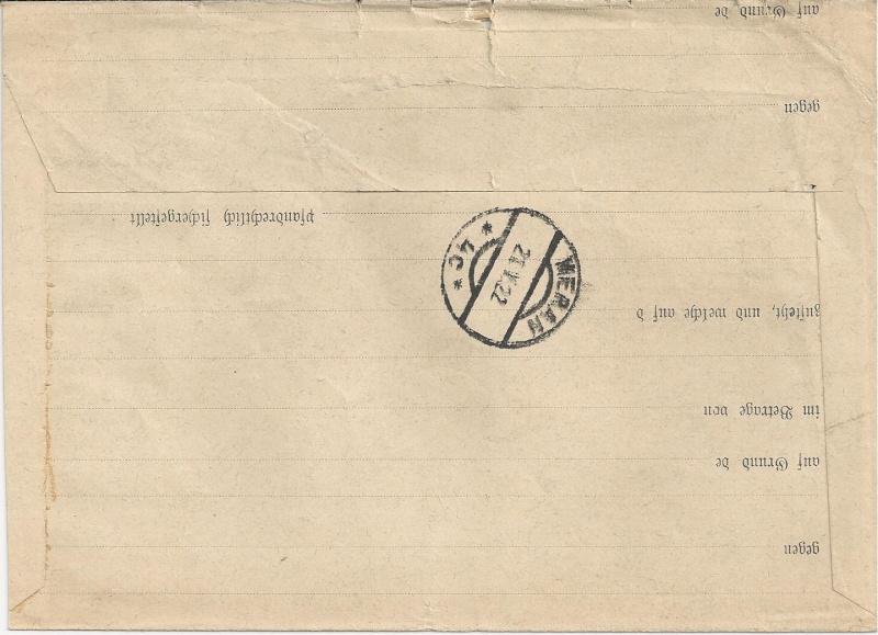 Inflation in Österreich - Belege - 1918 bis 1925 - Seite 5 Bild_229