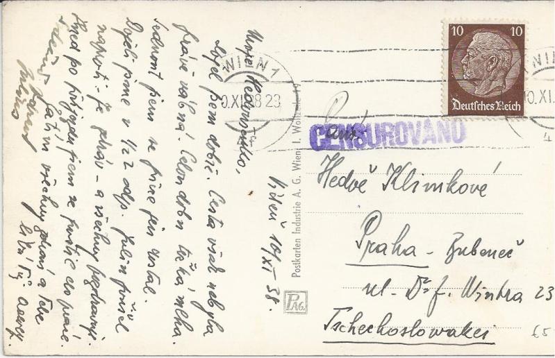 Österreich im III. Reich (Ostmark) Belege - Seite 6 Bild_232