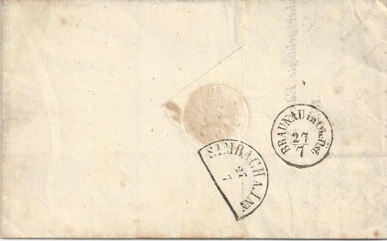 Die erste Österreichische Ausgabe 1850 - Seite 6 Bild_238