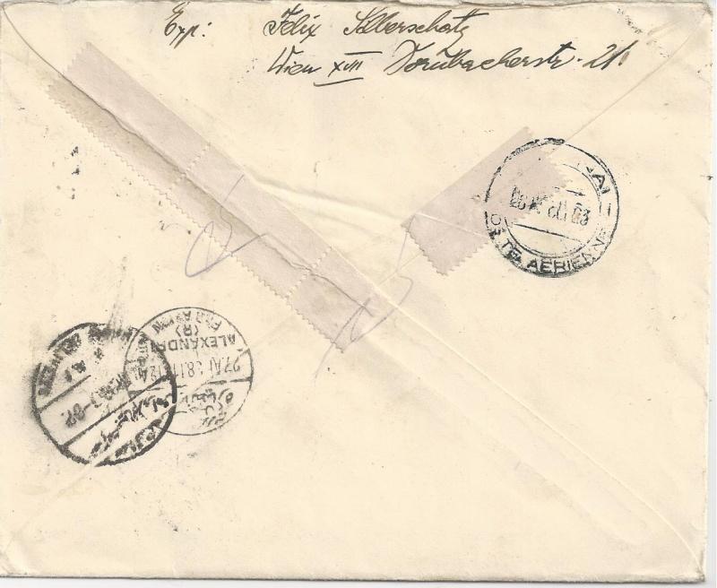 Österreich im III. Reich (Ostmark) Belege - Seite 6 Bild_249