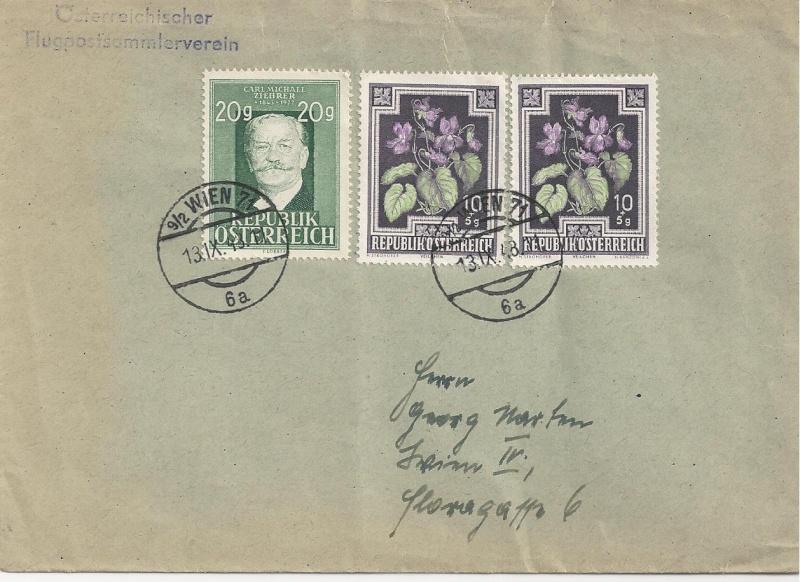Sammlung Bedarfsbriefe Österreich ab 1945 - Seite 6 Bild_257