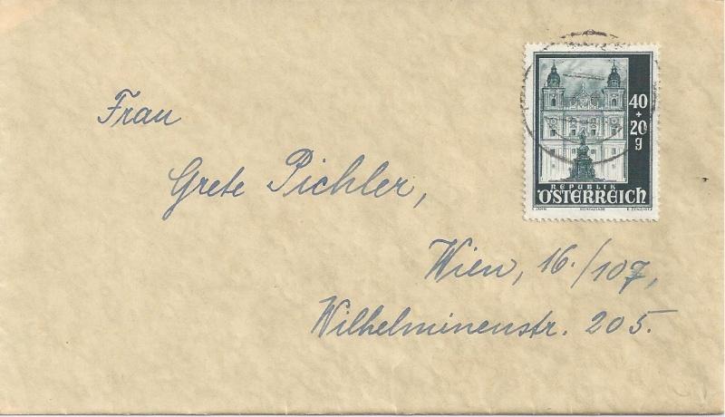 Sammlung Bedarfsbriefe Österreich ab 1945 - Seite 6 Bild_259