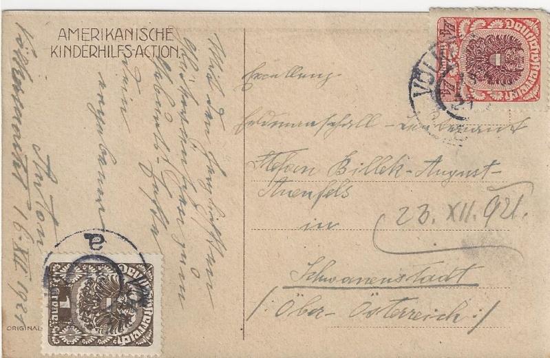 Inflation in Österreich - Belege - 1918 bis 1925 - Seite 5 Bild_265