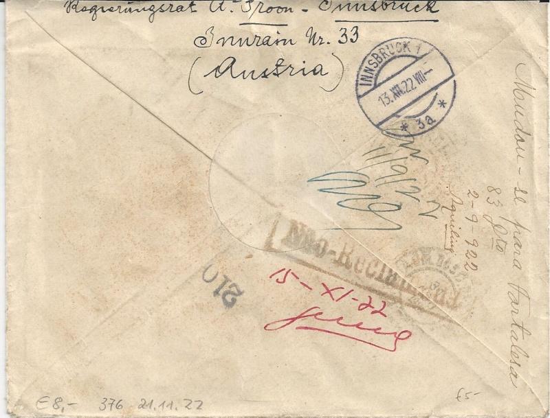 Inflation in Österreich - Belege - 1918 bis 1925 - Seite 4 Bild_310