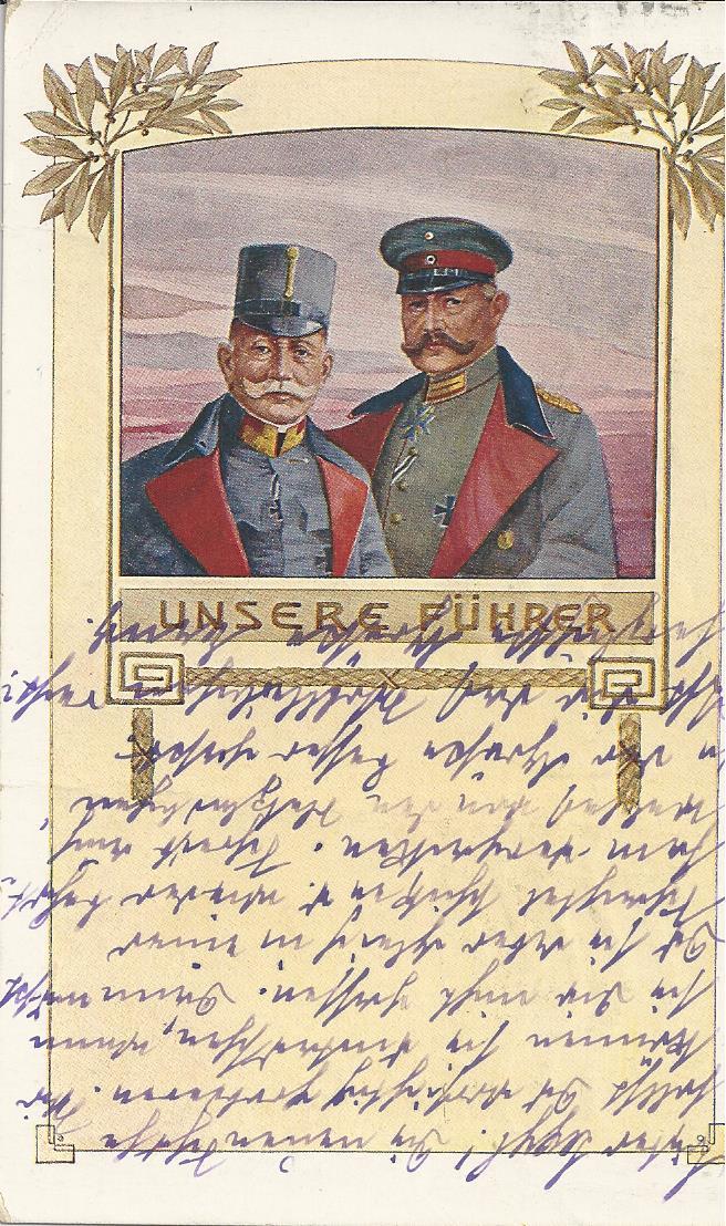 1914 - 1918   Der Untergang der K.u.K. Monarchie - Seite 3 Bild_315