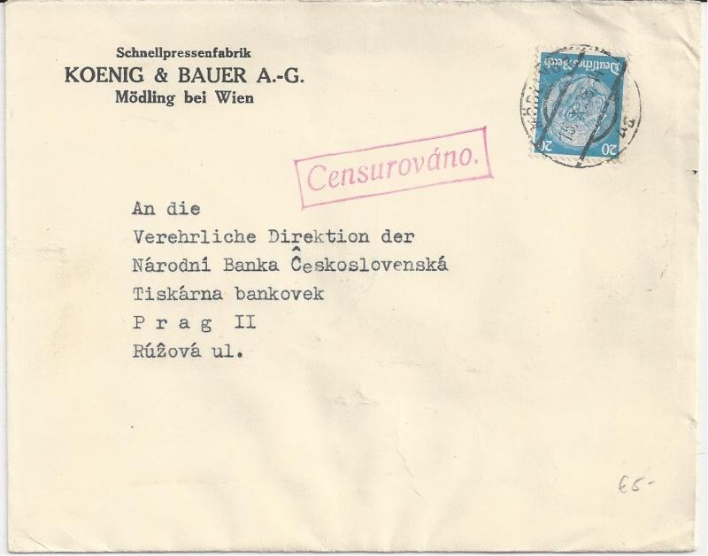Österreich im III. Reich (Ostmark) Belege - Seite 6 Bild_325