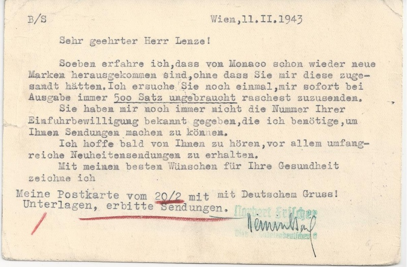 Österreich im III. Reich (Ostmark) Belege - Seite 6 Bild_340