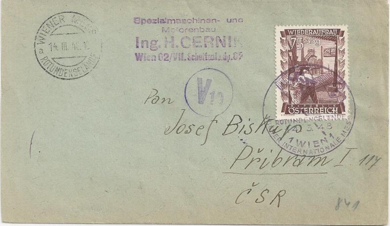 Sammlung Bedarfsbriefe Österreich ab 1945 - Seite 6 Bild_341