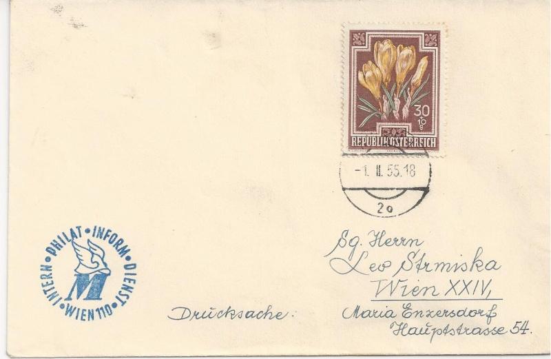 Sammlung Bedarfsbriefe Österreich ab 1945 - Seite 6 Bild_342