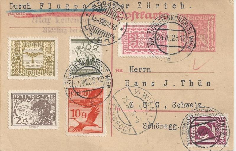 Inflation in Österreich - Belege - 1918 bis 1925 - Seite 5 Bild_428