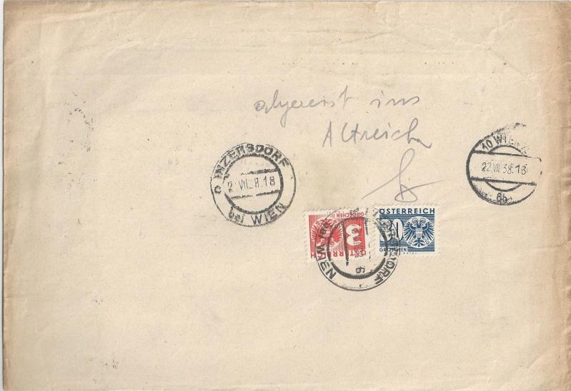 Österreich im III. Reich (Ostmark) Belege - Seite 6 Bild_434