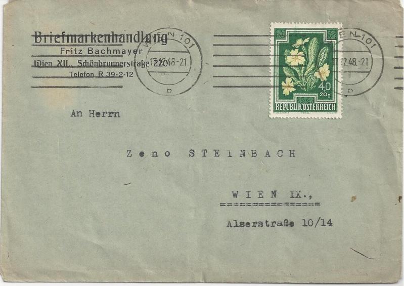Sammlung Bedarfsbriefe Österreich ab 1945 - Seite 6 Bild_437