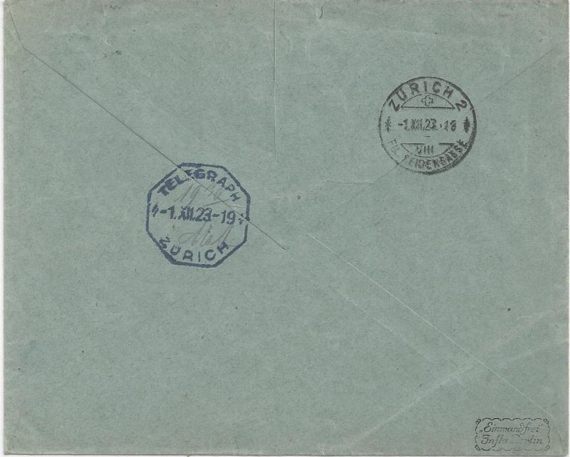 Deutsches Reich Okt. 1918 bis Nov. 1923 Bild_442