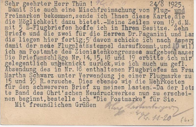 Inflation in Österreich - Belege - 1918 bis 1925 - Seite 5 Bild_520