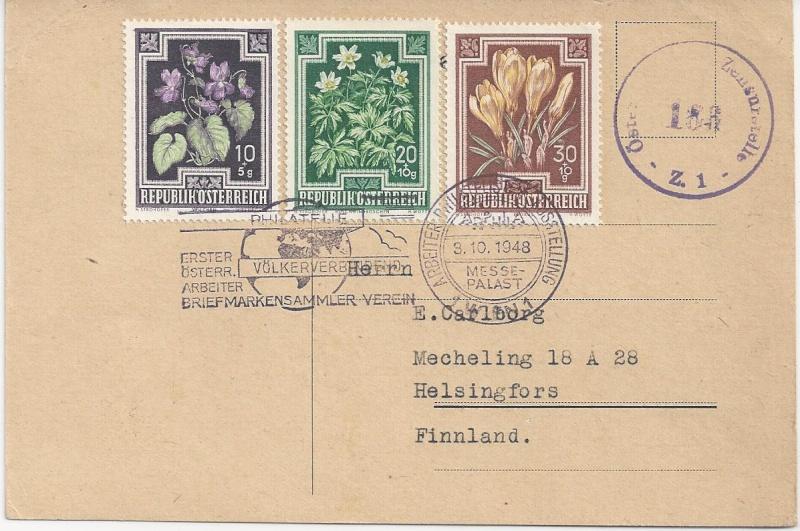 Sammlung Bedarfsbriefe Österreich ab 1945 - Seite 6 Bild_526