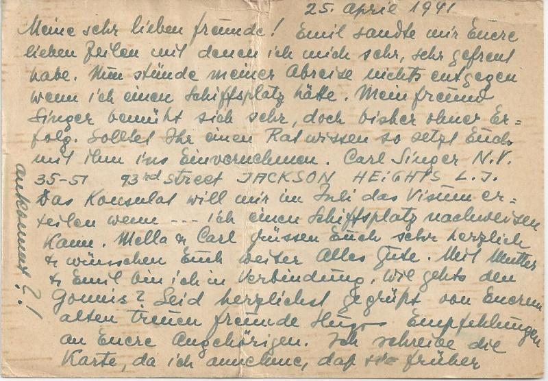 Österreich im III. Reich (Ostmark) Belege - Seite 6 Bild_531