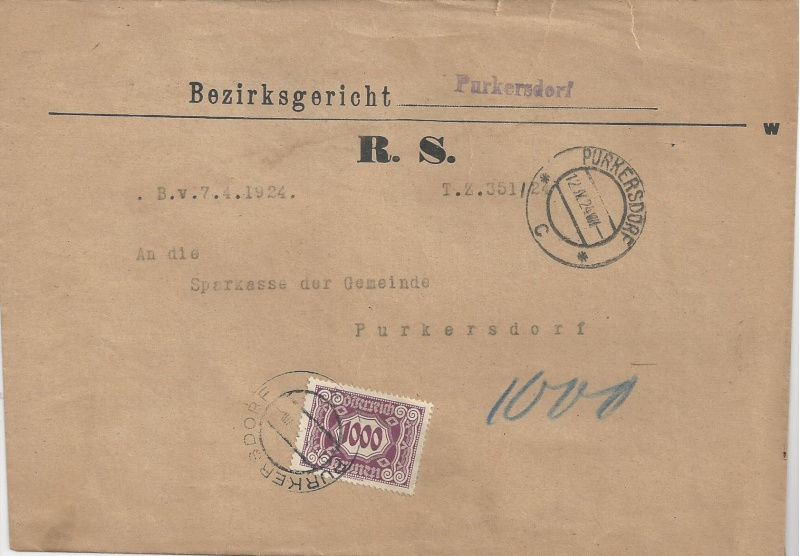Inflation in Österreich - Belege - 1918 bis 1925 - Seite 5 Bild_617