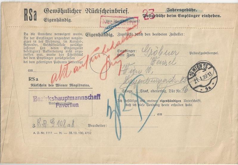 Österreich im III. Reich (Ostmark) Belege - Seite 6 Bild_717
