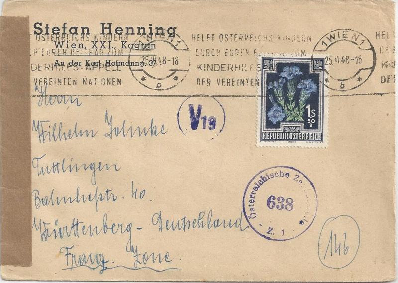 Sammlung Bedarfsbriefe Österreich ab 1945 - Seite 6 Bild_718