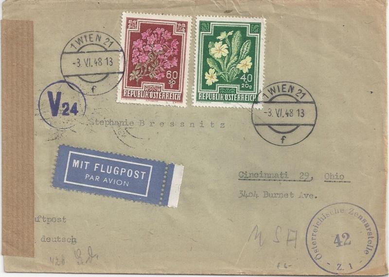 Sammlung Bedarfsbriefe Österreich ab 1945 - Seite 6 Bild_916