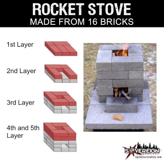 Mon rocket stove 11056510