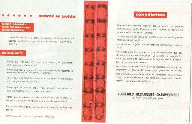 """Carnet de Recettes """"Le Parfait"""" Carnet13"""