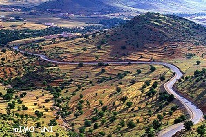 desenclavement de tamazirte ,Les Routes de l'Atlas Marocain Tizint10