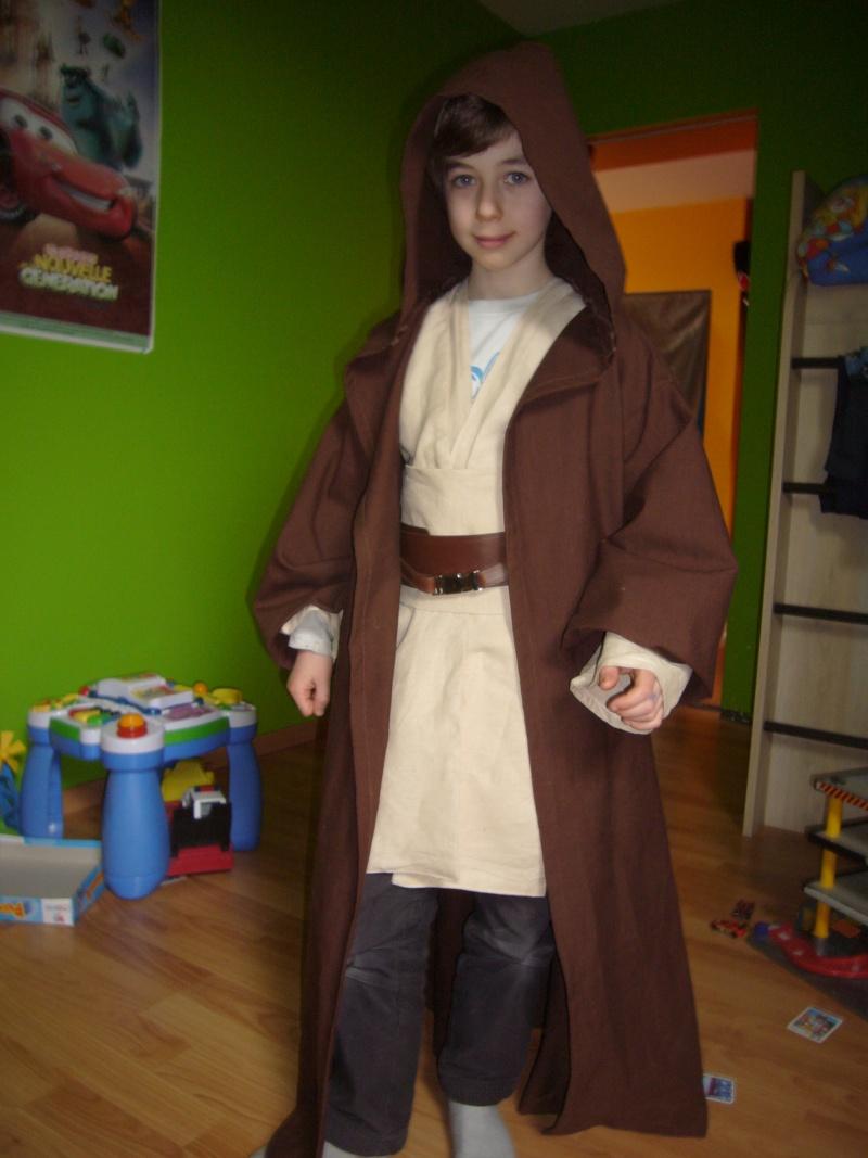 Costumes pour toute la famille Jedilu10