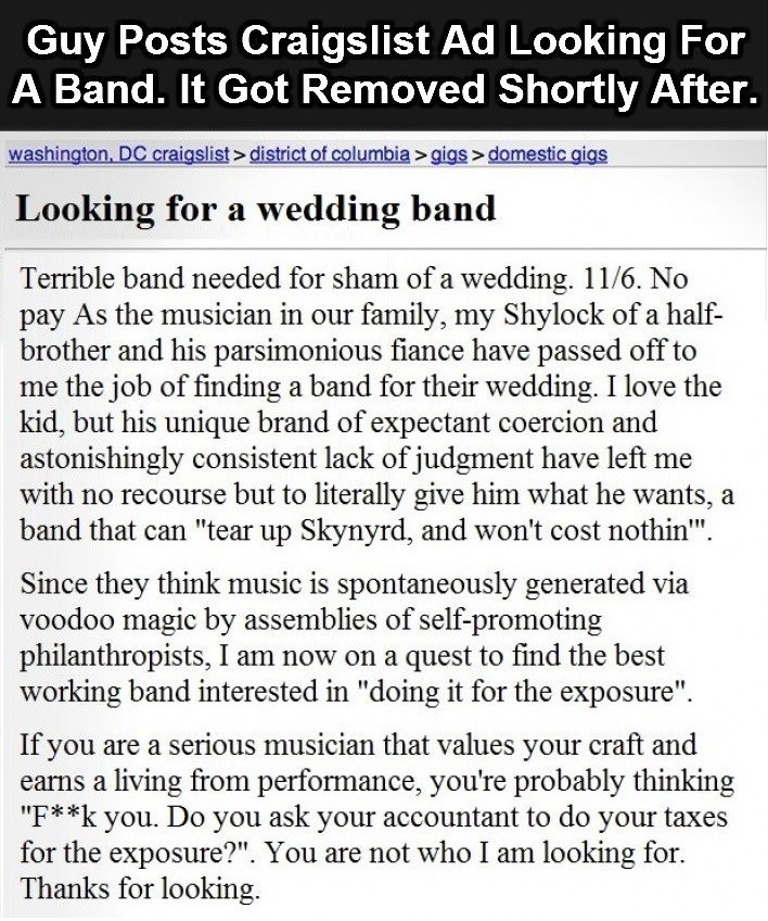The Picture Jokes thread - Page 5 Weddin10