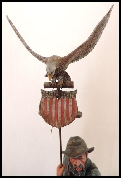 Buste du 8th Wisconsin terminé par Gabriel  Dscn1721