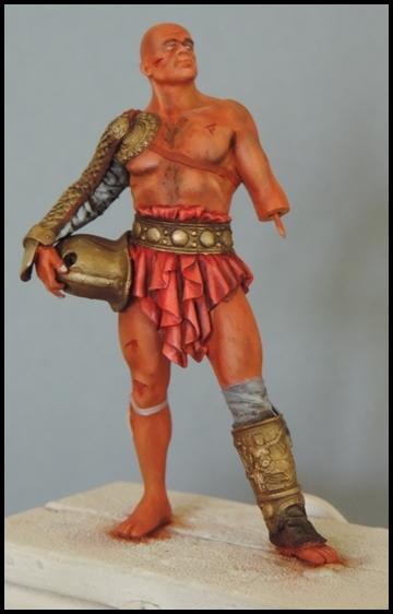 "Gladiateur "" Secutor"" par Gabriel Dscn1728"