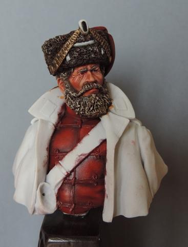 Buste Hussard Prussien 1870/1870 Terminé.... Dscn1810