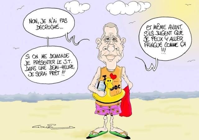 Les dessins humoristiques du Journal Sud Ouest sur l actualité du Médoc 11058010