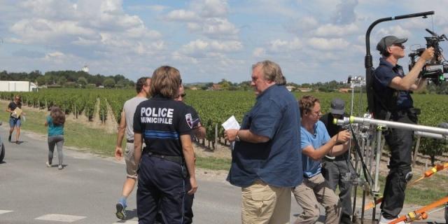 Ludon Médoc accueille Gérard Depardieu 21003710