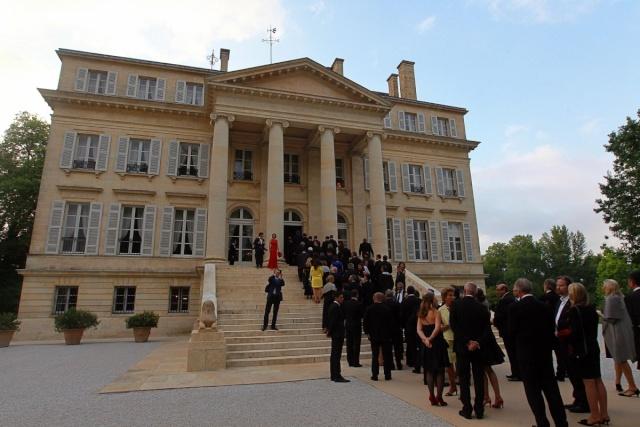 Château Margaux, maître de cérémonie pour la soirée d'anniversaire du classement 1855 500-pe10