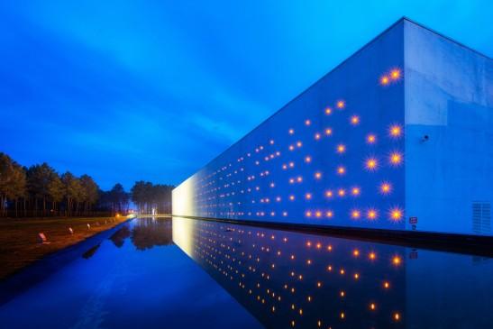 Ludon-Médoc (33) : les lumières du Chai Ballande récompensées 547x3610