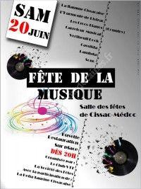 Fête de la Musique le 20 Juin 2015 à Cissac Médoc 92faeb10