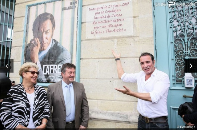 Jean Dujardin, son attachement au Médoc ! Dujar_10