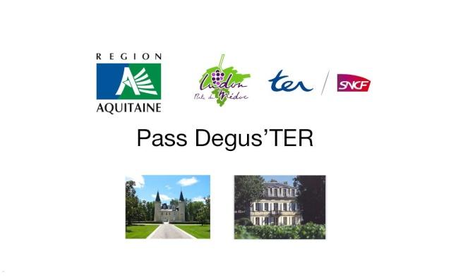 La SNCF se met dans l'Oenotourisme dans le Médoc Passte10