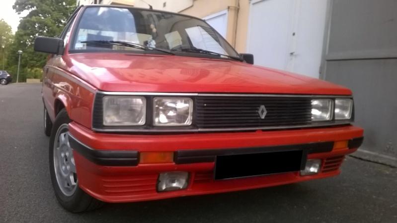 Les 30 ans de la Renault 9 TURBO Wp_20116