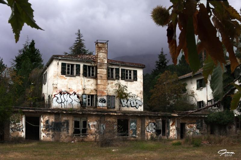El Sanatorio de Agramonte Agra110
