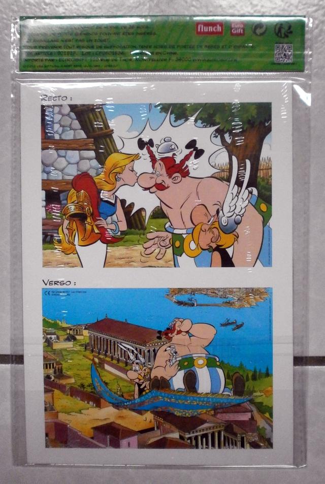 Du 24 août au 27 septembre Astérix et Obélix débarquent chez Flunch P8270011