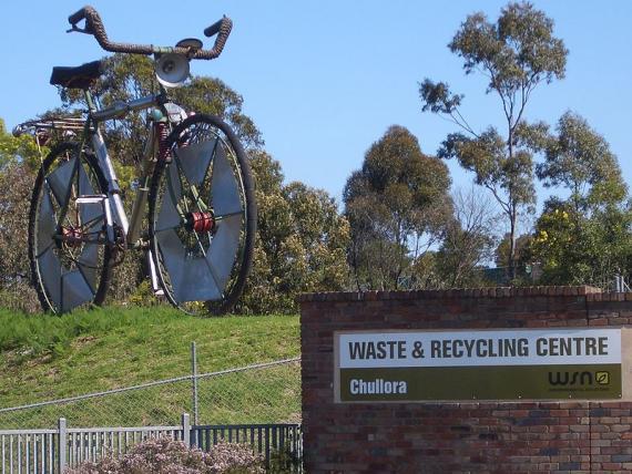 Un vélo pour Monty - Chollura - Australie 10108710
