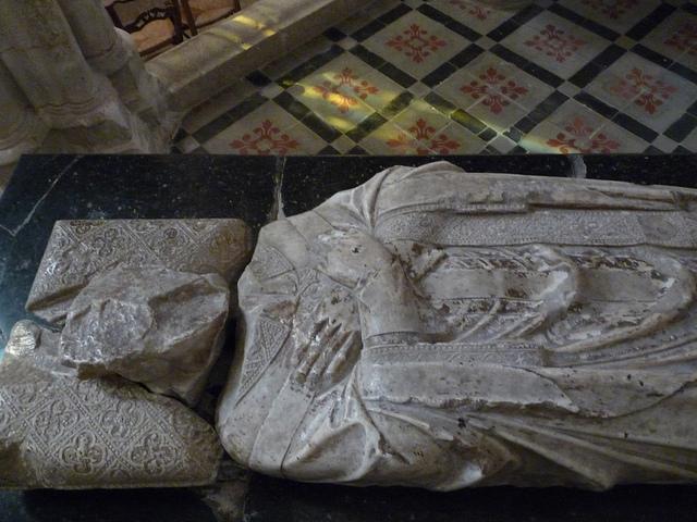 Le tombeau du Pape Clément V - Uzeste - Gironde - France 45396310