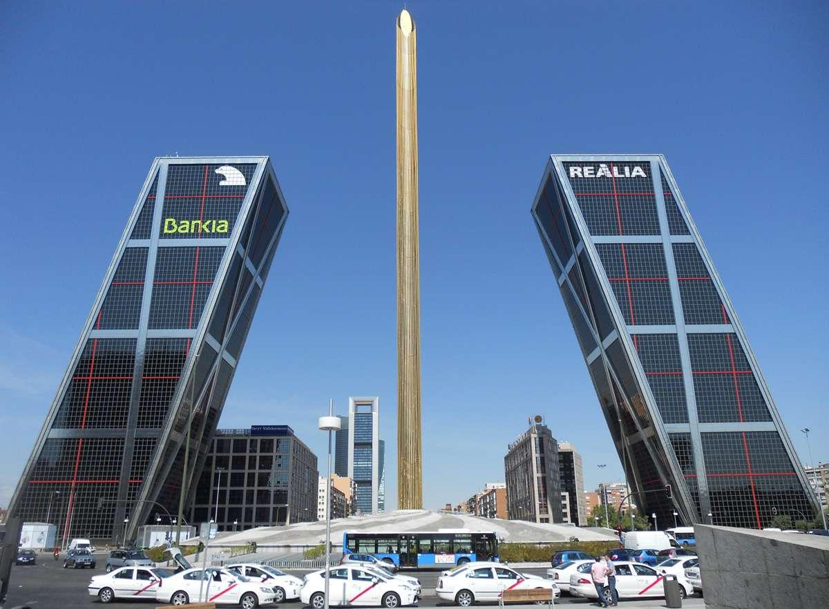 Les Tours KIo, un défi à la verticalité - Madrid - Espagne 83602410
